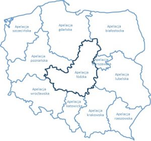 Komornik Płock Maciej Janiszewski - mapa